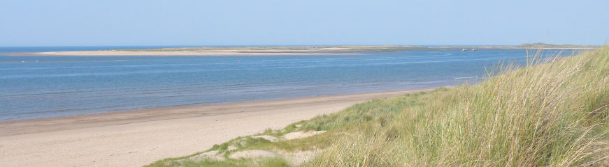 North Norfolk Holiday beach